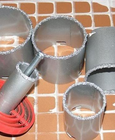Abrasive carbide ceramics concrete core cutters diamond drill hard