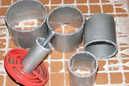 Abrasive carbide ceramics concrete core cutters diamond drill hard